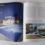 Magazine Extérieurs design article Peguet Paysages