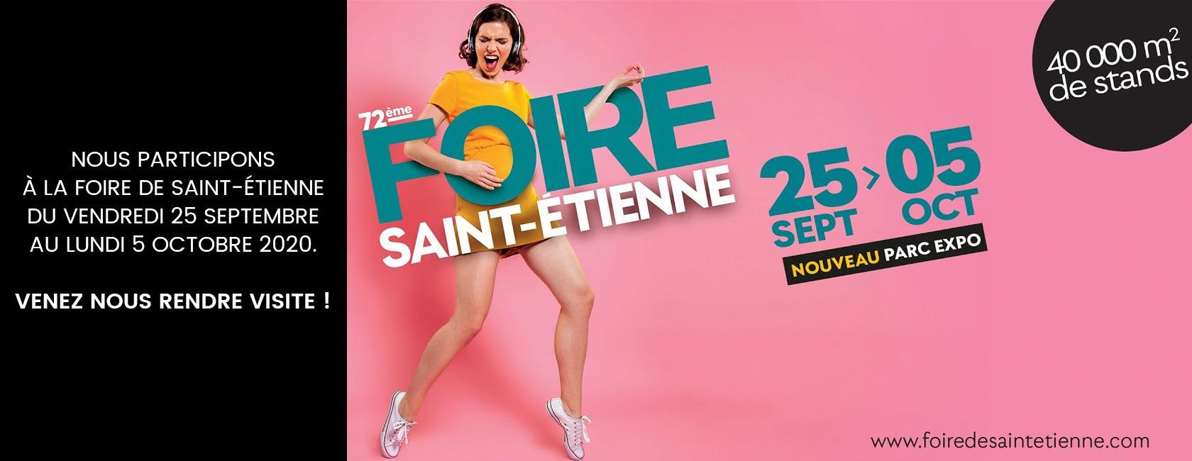 foire saint-etienne 2020