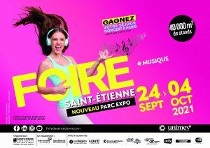 Foire Saint-Etienne 2021